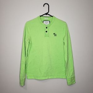 Abercrombie & Fitch Long Sleeve || Size: Medium
